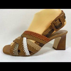 Donald Pliner Vara Slingback Heels Womens 8M